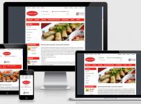 Fullcode website bán hàng đặc sản FC010 16