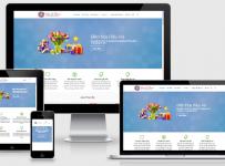 Fullcode website bán hàng điện hoa FC008 5