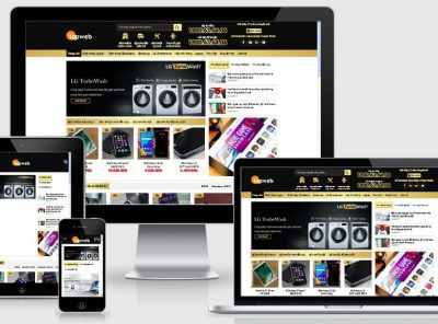 Fullcode website bán điện máy FC084 22