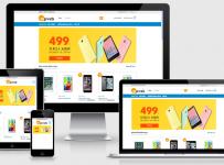 Fullcode website bán điện thoại FC004 26