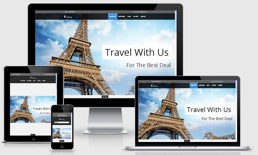 Top 10 Theme WordPress du lịch bán chạy nhất năm 2018 1
