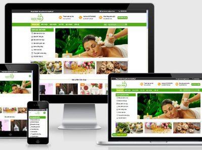 Fullcode website bán hàng dược phẩm FC072 15