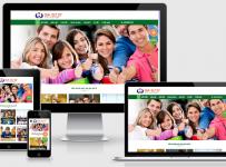 Fullcode website giáo dục đẹp FC002 5