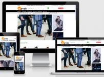 Fullcode website bán giày nam FC005 3