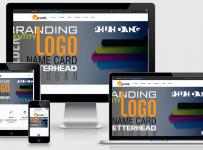 Fullcode website in ấn quảng cáo FC014 4