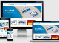 Fullcode website công ty in ấn FC006 2