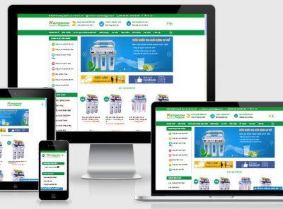 Fullcode website bán máy lọc nước FC028 7