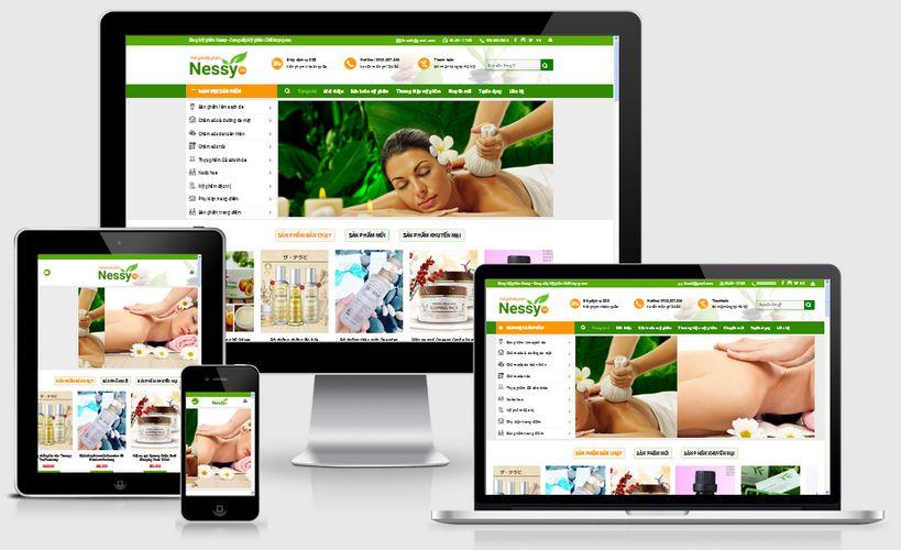 Flatsome – Theme WordPress bán hàng Tiếng Việt tốt nhất 1