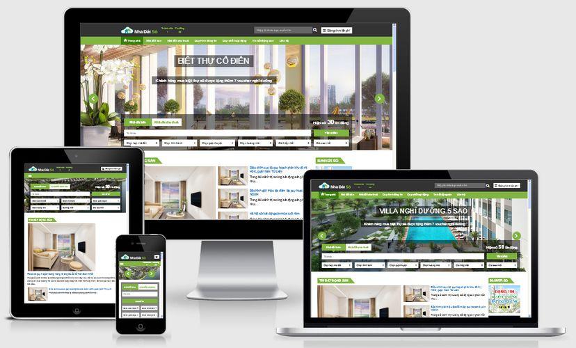Top 10 Theme WordPress bất động sản đẹp chuẩn seo hàng đầu hiện nay 8