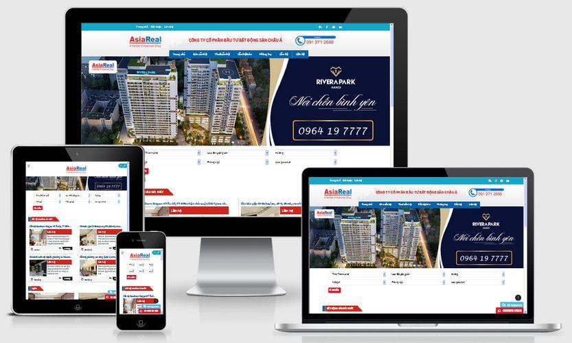 Top 10 Theme WordPress bất động sản đẹp chuẩn seo hàng đầu hiện nay 4