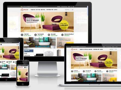 Fullcode website bán hàng nội thất FC075 4