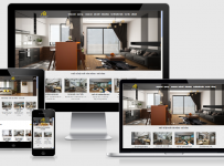 Fullcode website thiết kế nội thất FC021 4