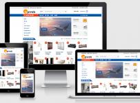 Fullcode website bán hàng nội thất FC022 2