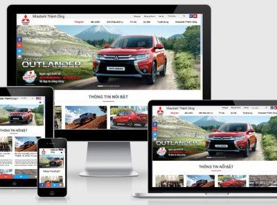 Fullcode website ô tô xe hơi FC063 7