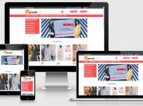 Fullcode website bán thời trang nữ FC007 3