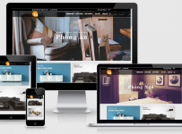 Fullcode website bán hàng nội thất FC009 2