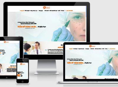 Fullcode website Spa làm đẹp FC026 6