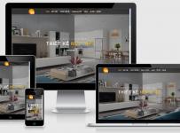 Fullcode website thiết kế nội thất FC017 2