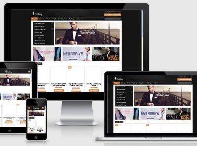 Fullcode website thời trang nam đẹp FC078 4