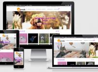 Fullcode website bán thú cưng FC003 5