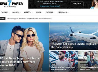 Top 10 theme WordPress tin tức đẹp, tải nhanh và chuẩn SEO 18