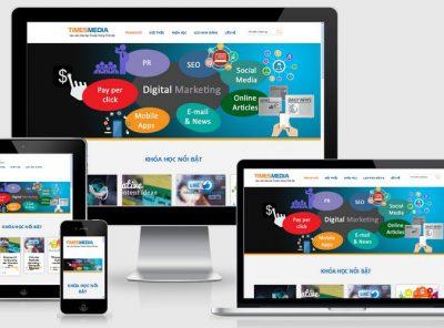 Top 10 Theme WordPress giáo dục đào tạo được đánh giá cao nhất 4