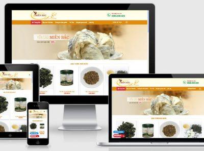 Fullcode website bán yến sào FC083 12