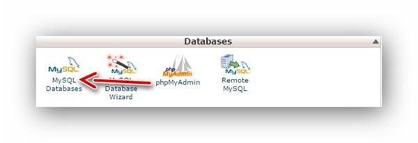 Cách tạo database trên host dùng cPanel 1
