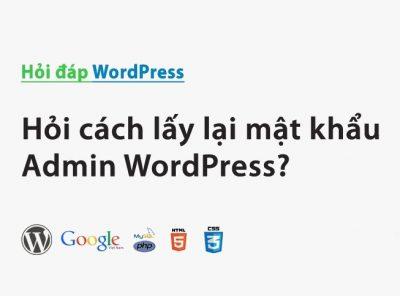 Cách lấy lại mật khẩu Wordpress trong phpmyadmin 8