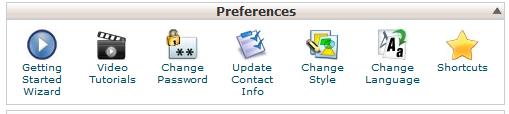 Hướng dẫn sử dụng host CPanel Cơ bản 1