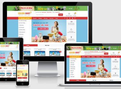Fullcode website bán hàng điện máy FC092 21