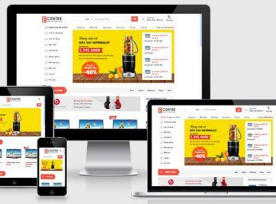 Fullcode website siêu thị điện máy FC122 25