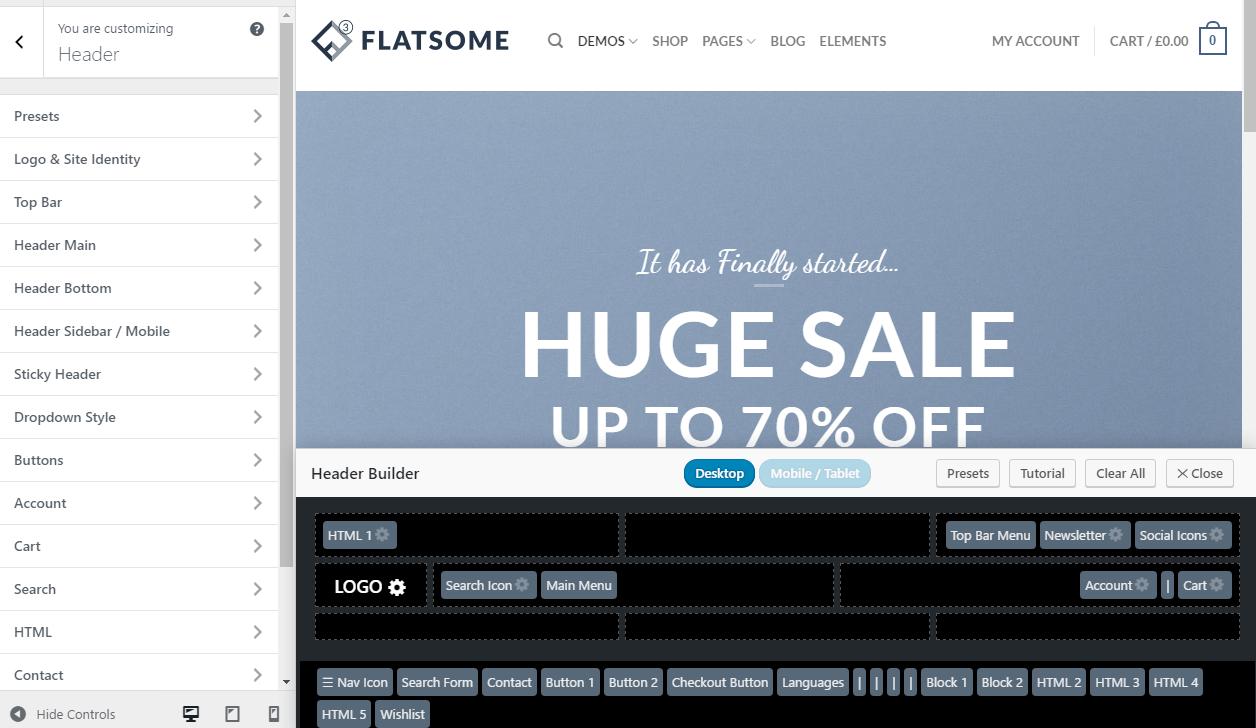 Hướng dẫn sử dụng theme Flatsome từ A đến Z 6