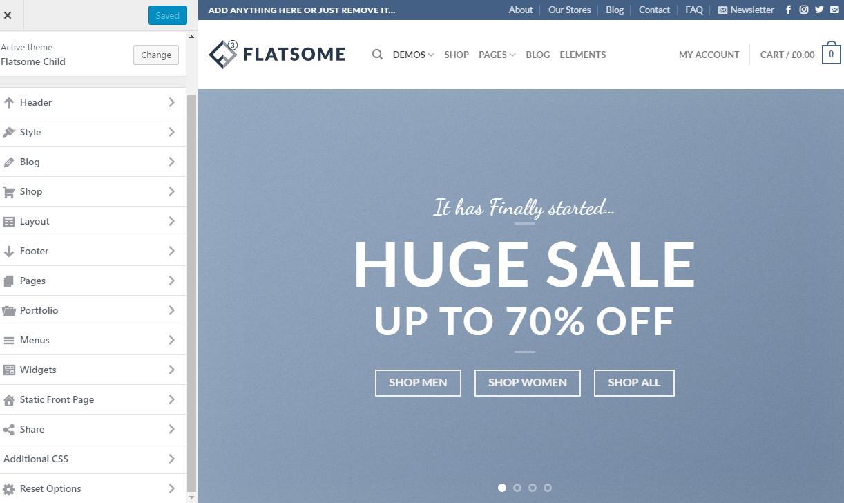 Hướng dẫn sử dụng theme Flatsome từ A đến Z 7