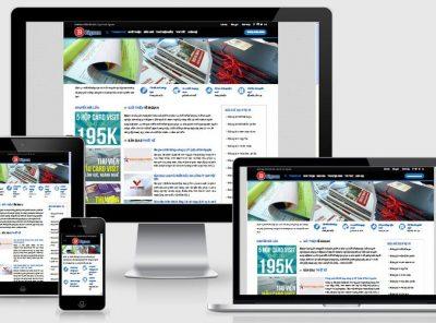 Fullcode website in ấn thiết kế FC110 3