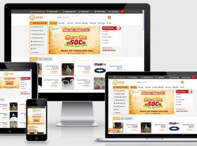 Fullcode website trang sức phong thủy FC112 6