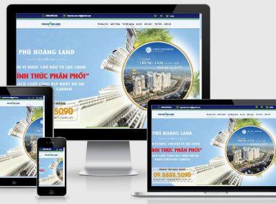 Fullcode website bất động sản FC121 28