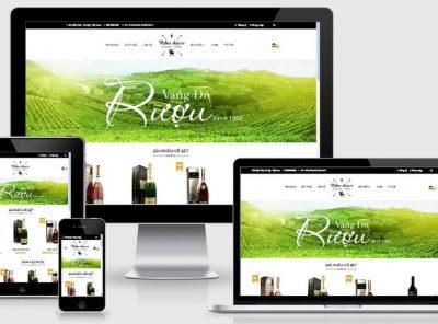 Fullcode website bán rượu bia FC098 4