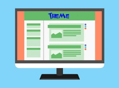 Bố cục và chỉnh sửa các mục trong Theme WordPress 1