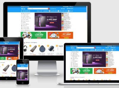 Fullcode website thương mại điện tử FC115 2