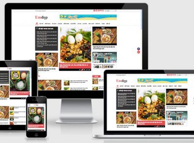 Fullcode website tin tức tạp chí FC100 10