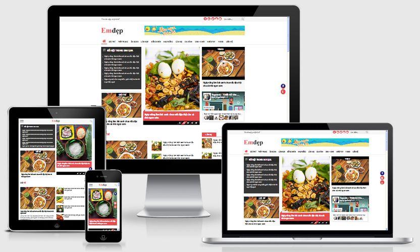 Fullcode website tin tức tạp chí FC100 1