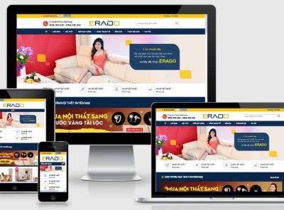 Fullcode website bán đồ nội thất FC130 15