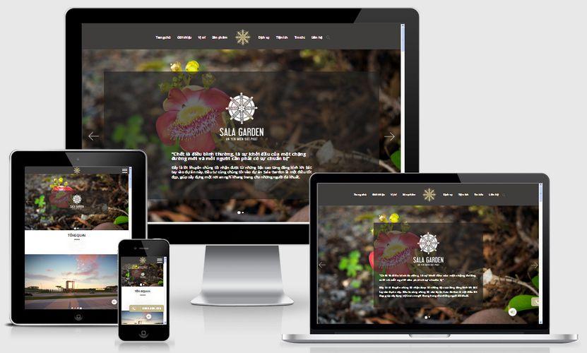 Fullcode website bất động sản FC140 1
