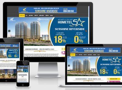 Fullcode website bất động sản sunshine FC134 25