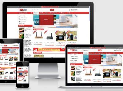 Fullcode website bán hàng công nghệ FC150 13