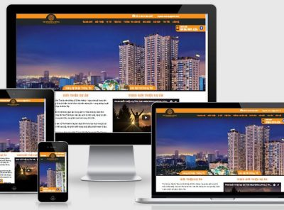 Fullcode website dự án bất động sản căn hộ FC172 17