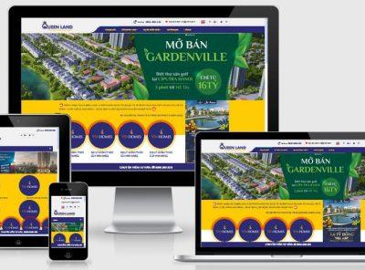 Fullcode website nhà đất Qeenland FC169 19