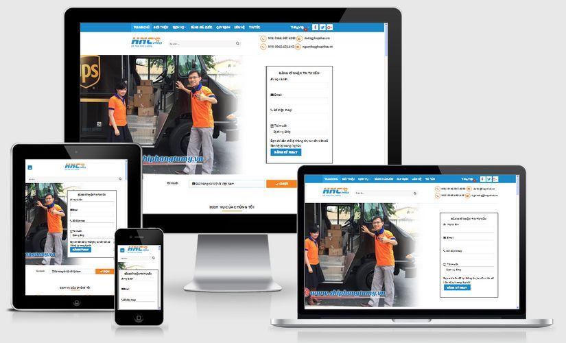 Fullcode website ship hàng mỹ nhật FC161 1