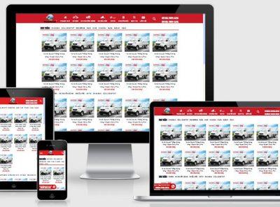 Fullcode website thế giới xe tải FC170 4